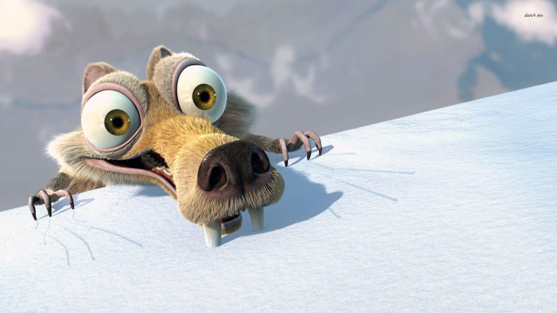 Ice Age Scrat's Nutty Adventure vyjde v polovině října
