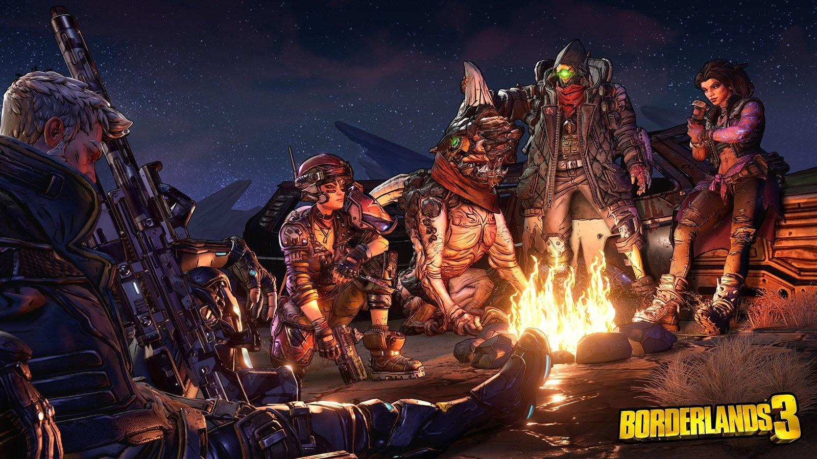 Borderlands 3 je oficiálně hotové