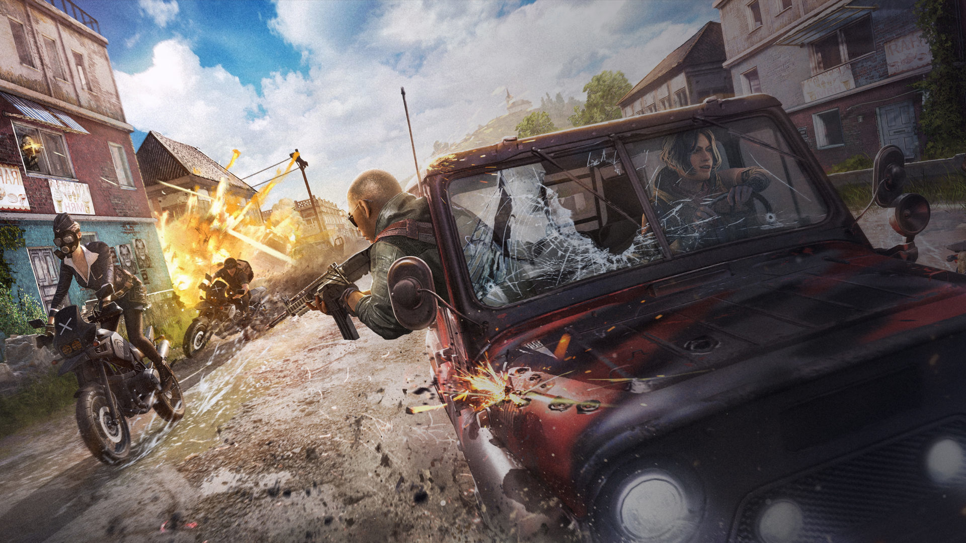 PlayerUnknown's Battlegrounds nabídne cross-play mezi konzolemi