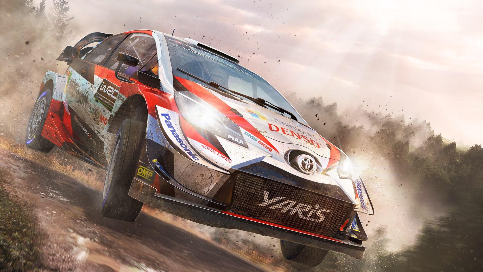 WRC 8 dorazí v krabičkách s plakátem + info o hře