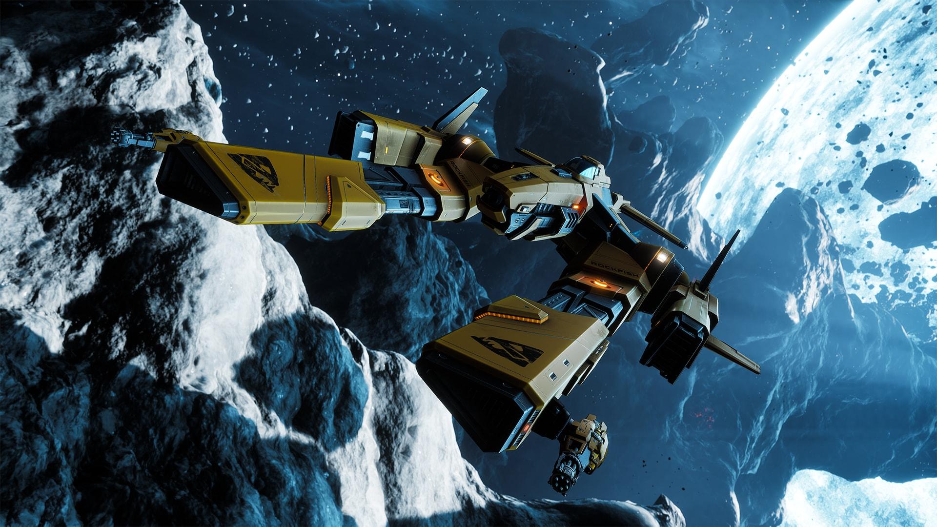 Oznámena vesmírná akce Everspace 2