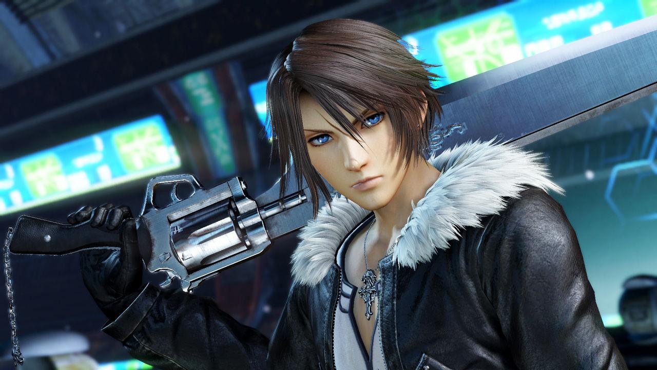 Remaster Final Fantasy VIII má datum vydání