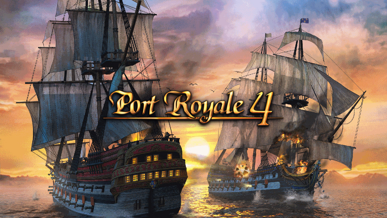 Oznámena strategie Port Royale 4