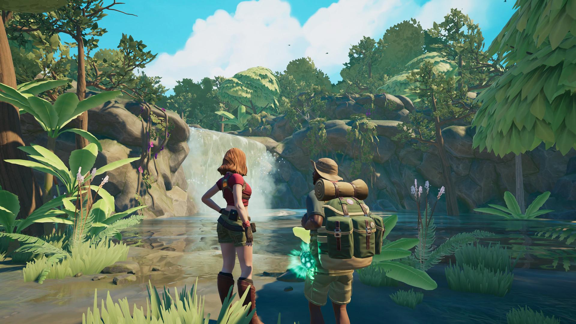 Jumanji: The Video Game v prvních záběrech ze hry