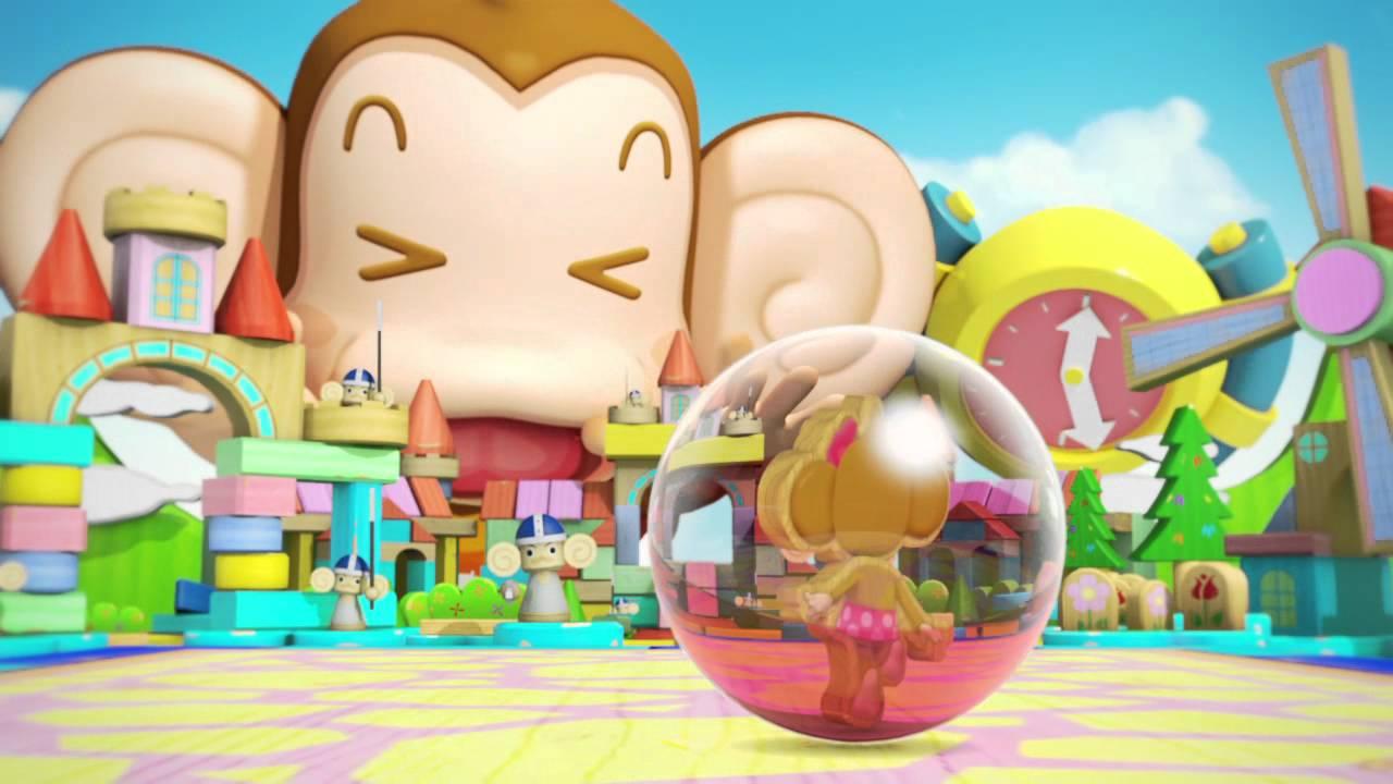 Super Monkey Ball: Banana Blitz HD v novém traileru