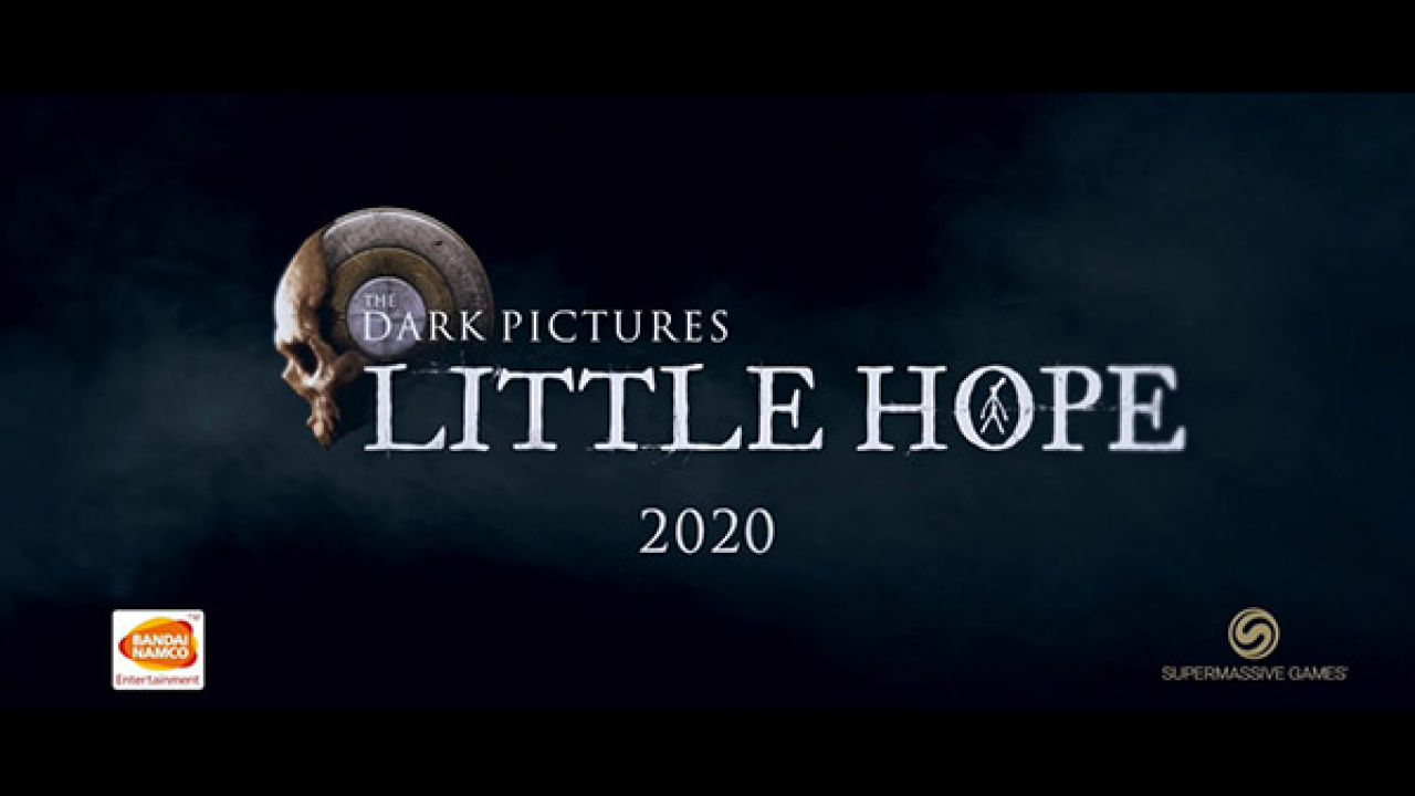 Oznámeno The Dark Pictures Anthology: Little Hope