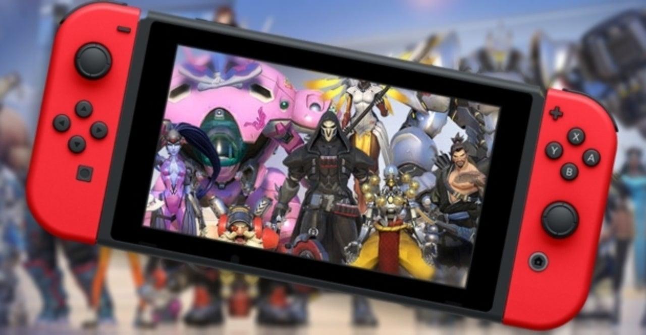 Overwatch pravděpodobně zamíří na Nintendo Switch
