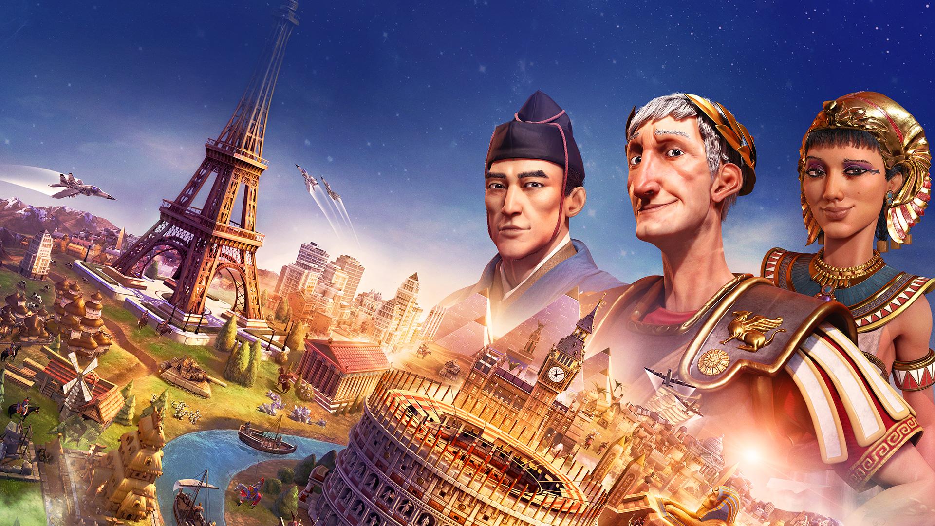 Oznámena strategie Civilization VI pro Xbox One a Playstation 4