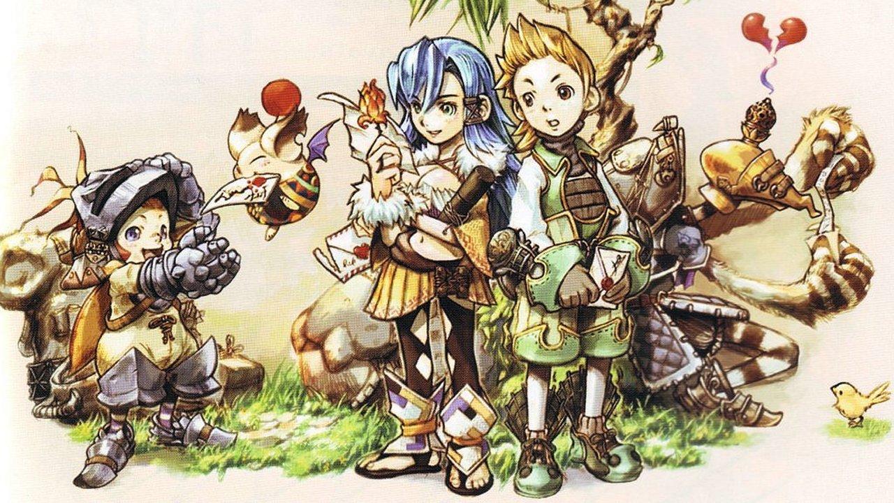 Oznámeno datum vydání Final Fantasy Crystal Chronicles Remastered