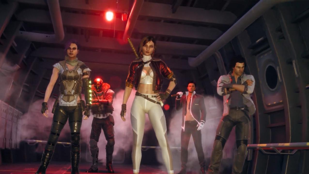 Představena multiplayerová akce Rogue Company