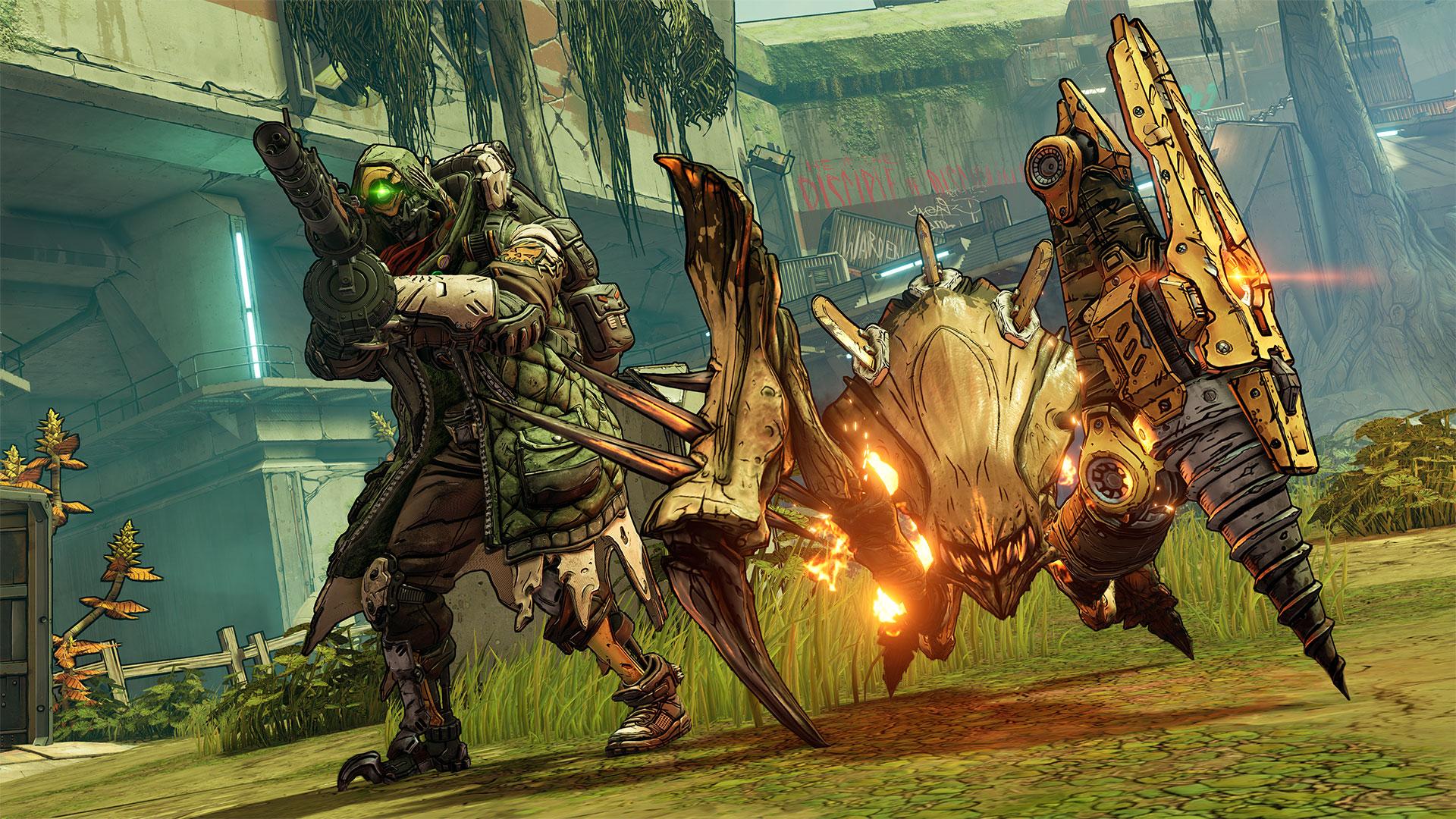 Gearbox přiblížil post-launch a endgame obsah Borderlands 3