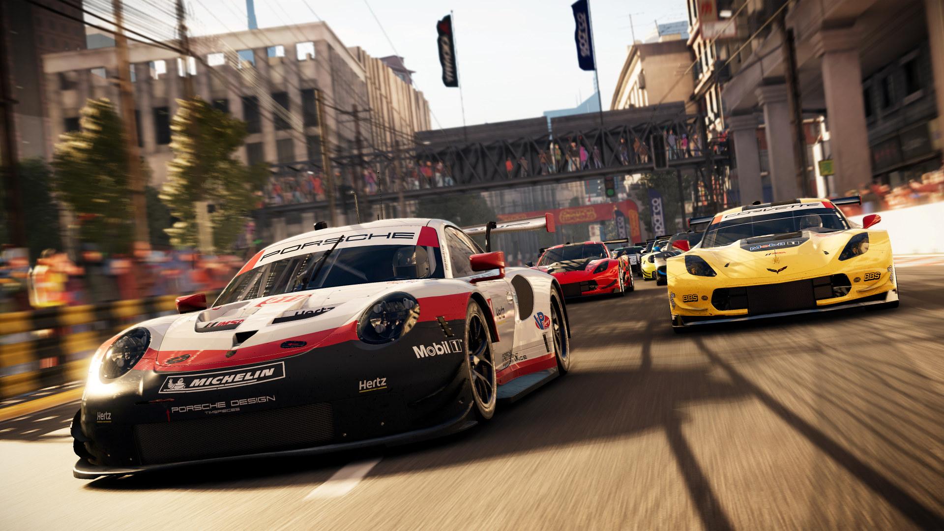Závodní hra GRID se hlásí v novém traileru