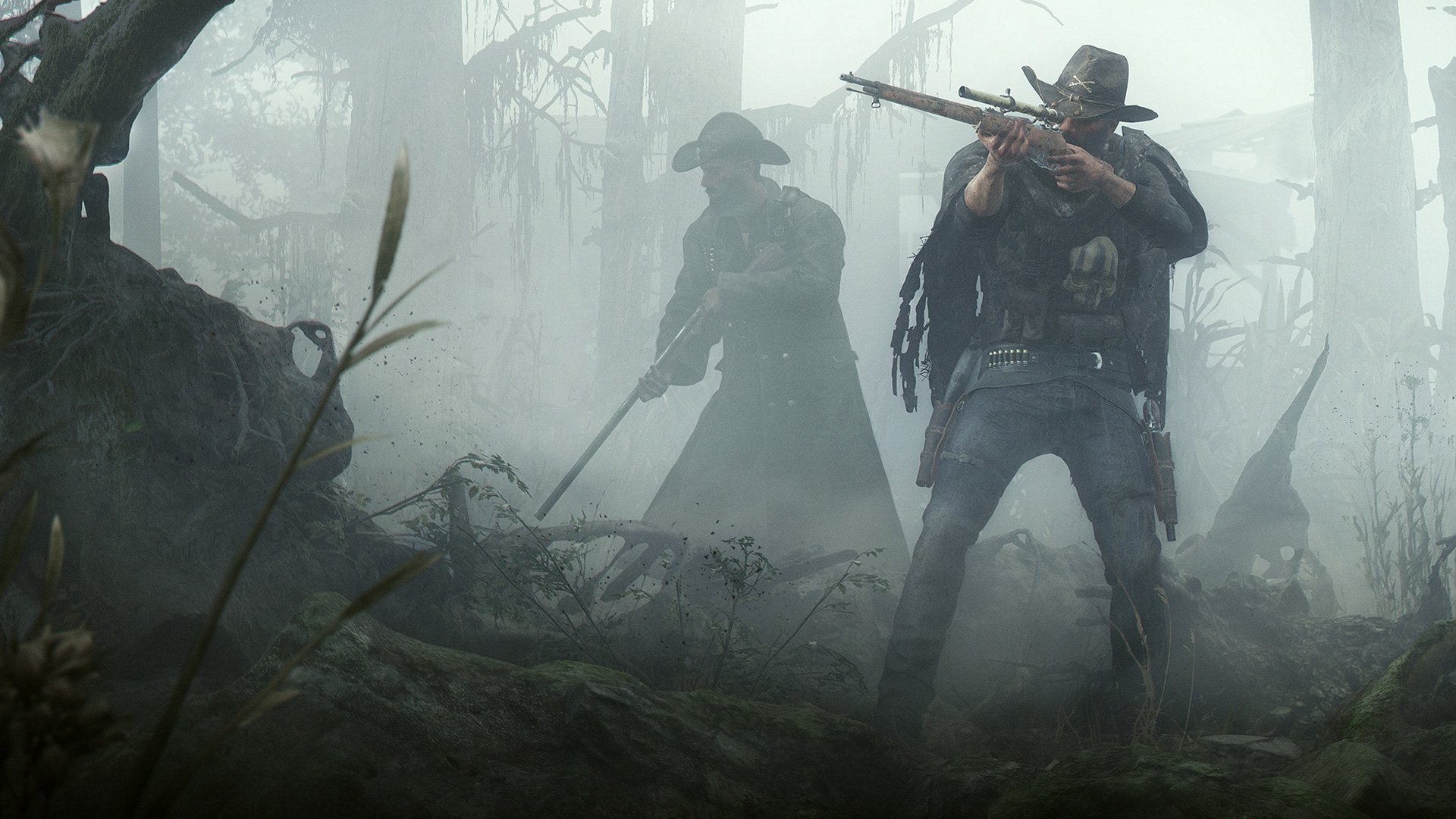Hunt Showdown dostal launch trailer
