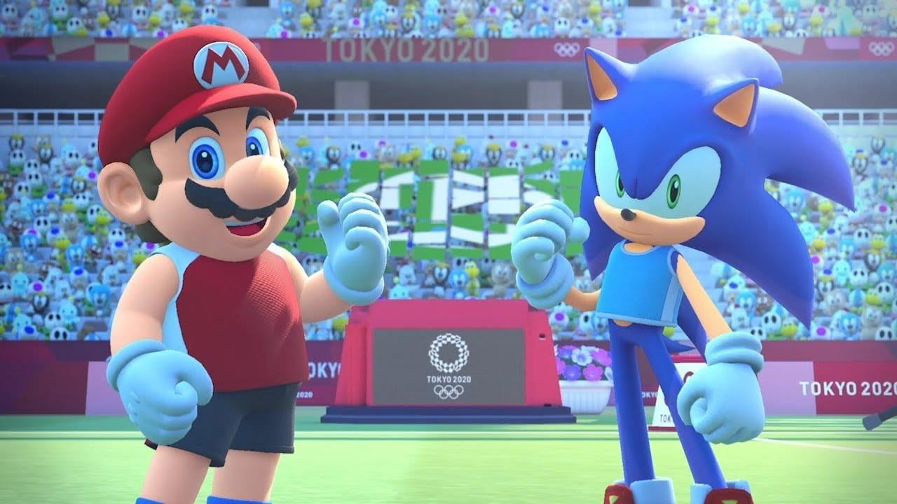 Mario & Sonic at the Olympic Games Tokyo 2020 ukazuje speciální disciplíny v novém traileru