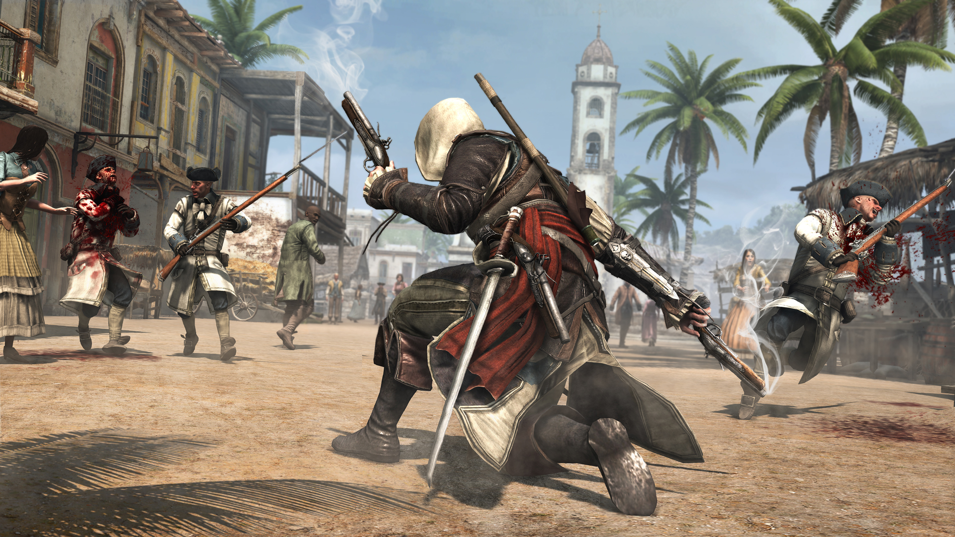 Assassins Creed IV Black Flag a Rogue Remastered se možná objeví na Nintendu Switch