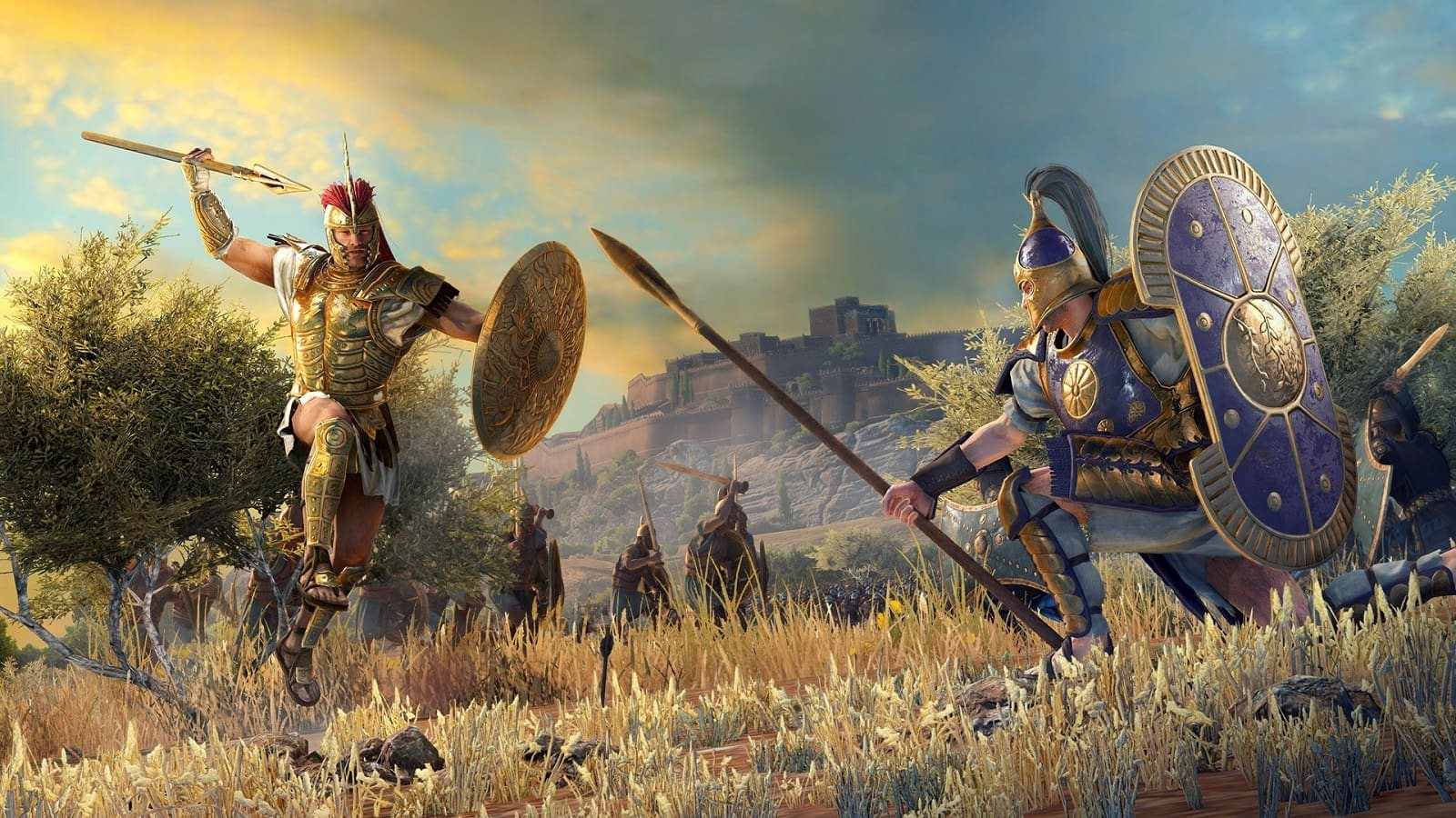 Oznámena strategie Total War Sága: Troy