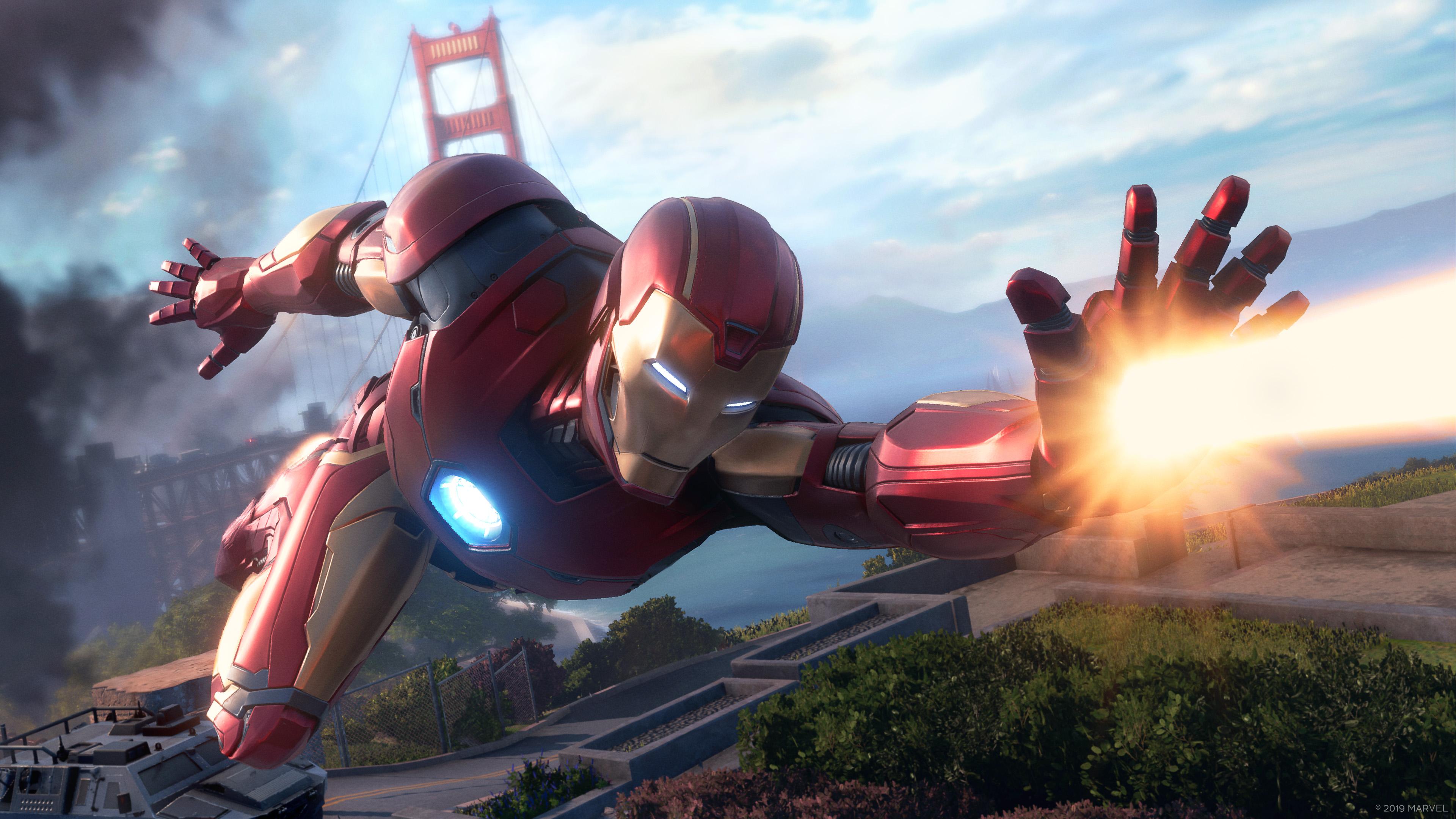 Marvel's Avengers dostane vylepšení na konzole nadcházející generace