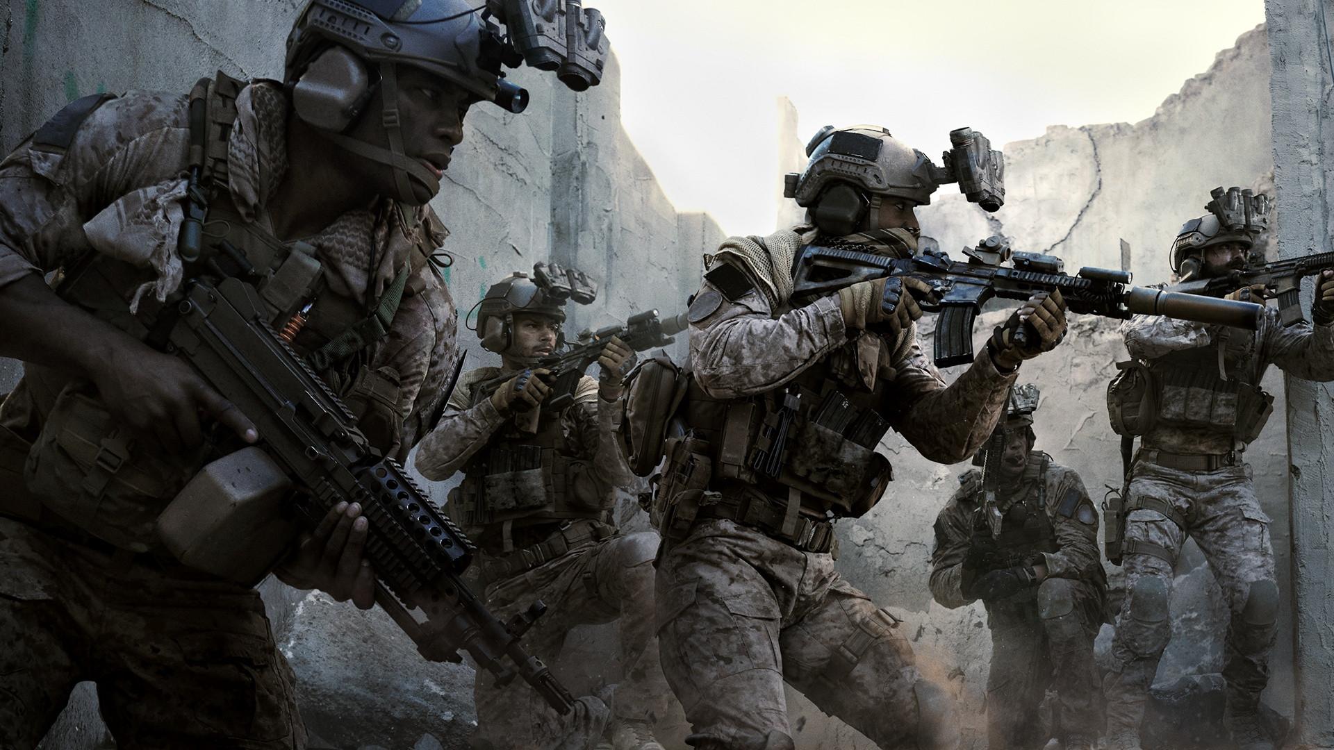 Odhaleny HW požadavky Call of Duty: Modern Warfare, je potřeba enormní místo na disku