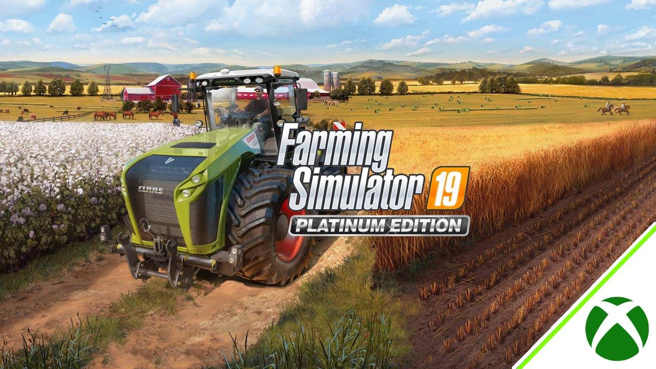 Farming Simulator 19 Platinum Edition – Recenze