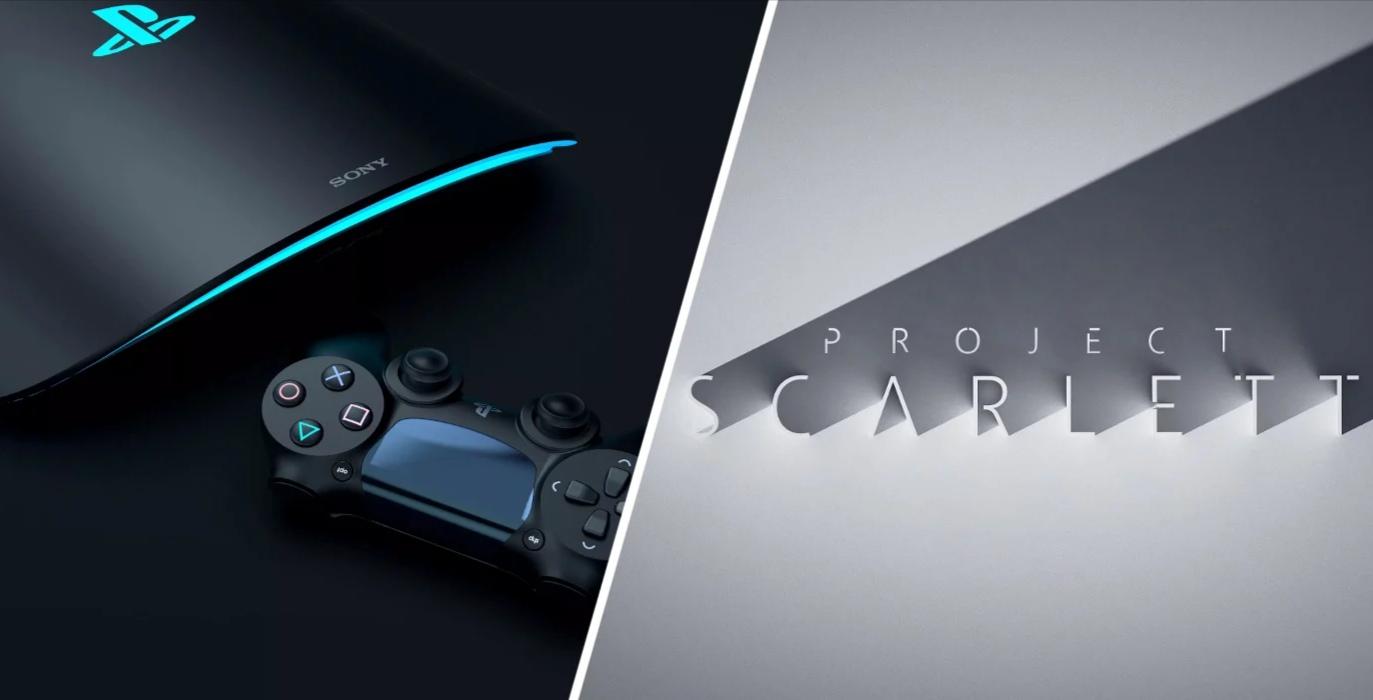Project Scarlett a Playstation 5 mají disponovat kamerou a více podporovat streamování obsahu