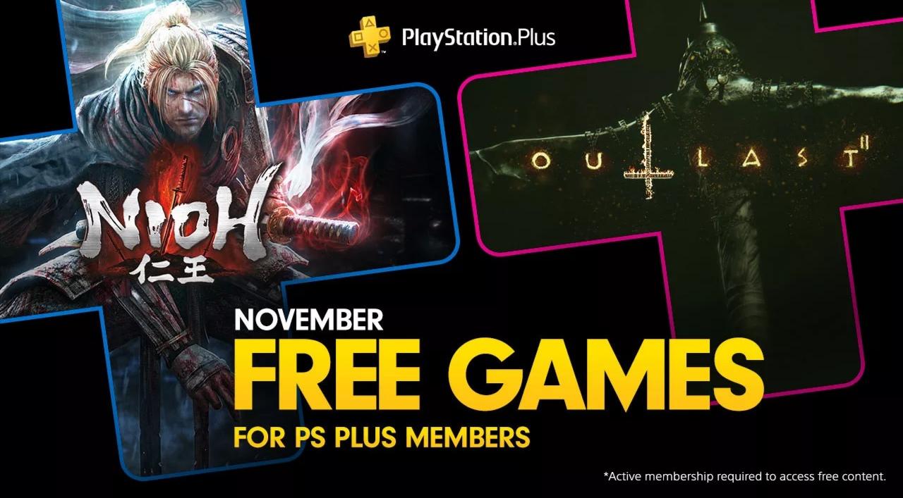 PS Plus se hlásí s listopadovými hrami
