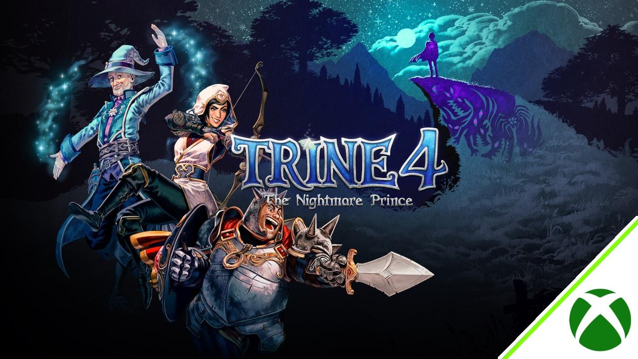 Trine 4: The Nightmare Prince – Recenze