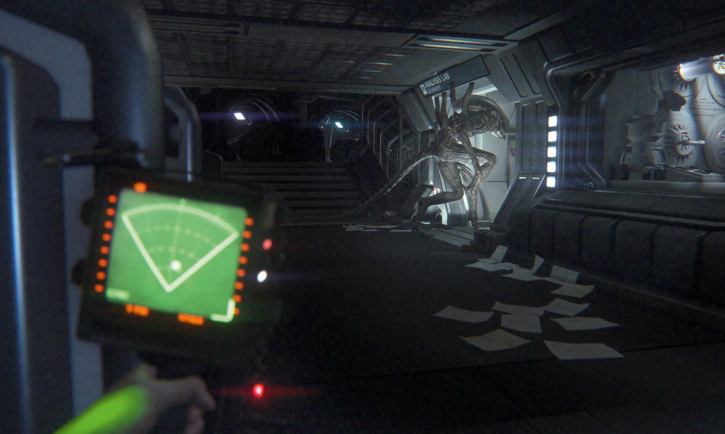 Alien Isolation pro Nintendo Switch se ukázal v gameplay traileru