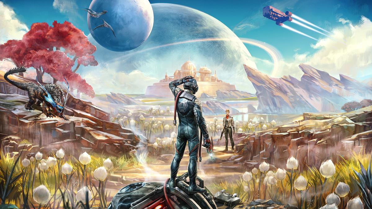 Dnes vychází scifi rpg The Outer Worlds