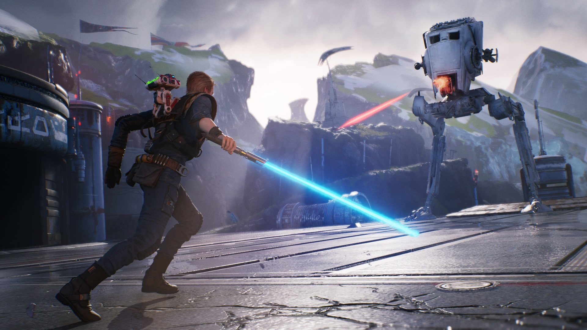 Odhaleny HW požadavky Star Wars Jedi Fallen Order