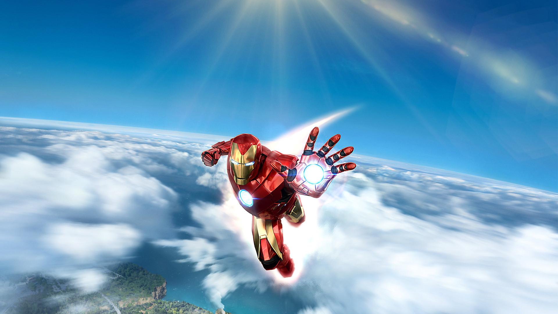 Iron-Man VR má datum vydání
