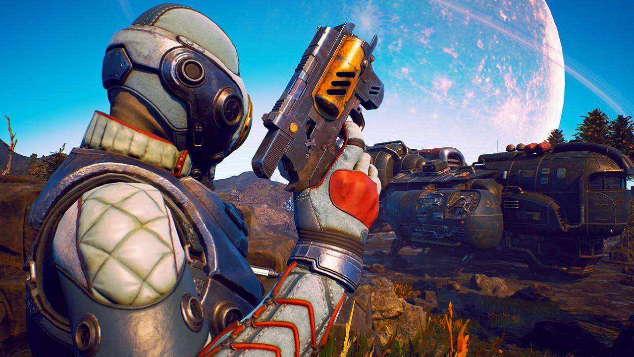 Th Outer Worlds dostalo launch trailer