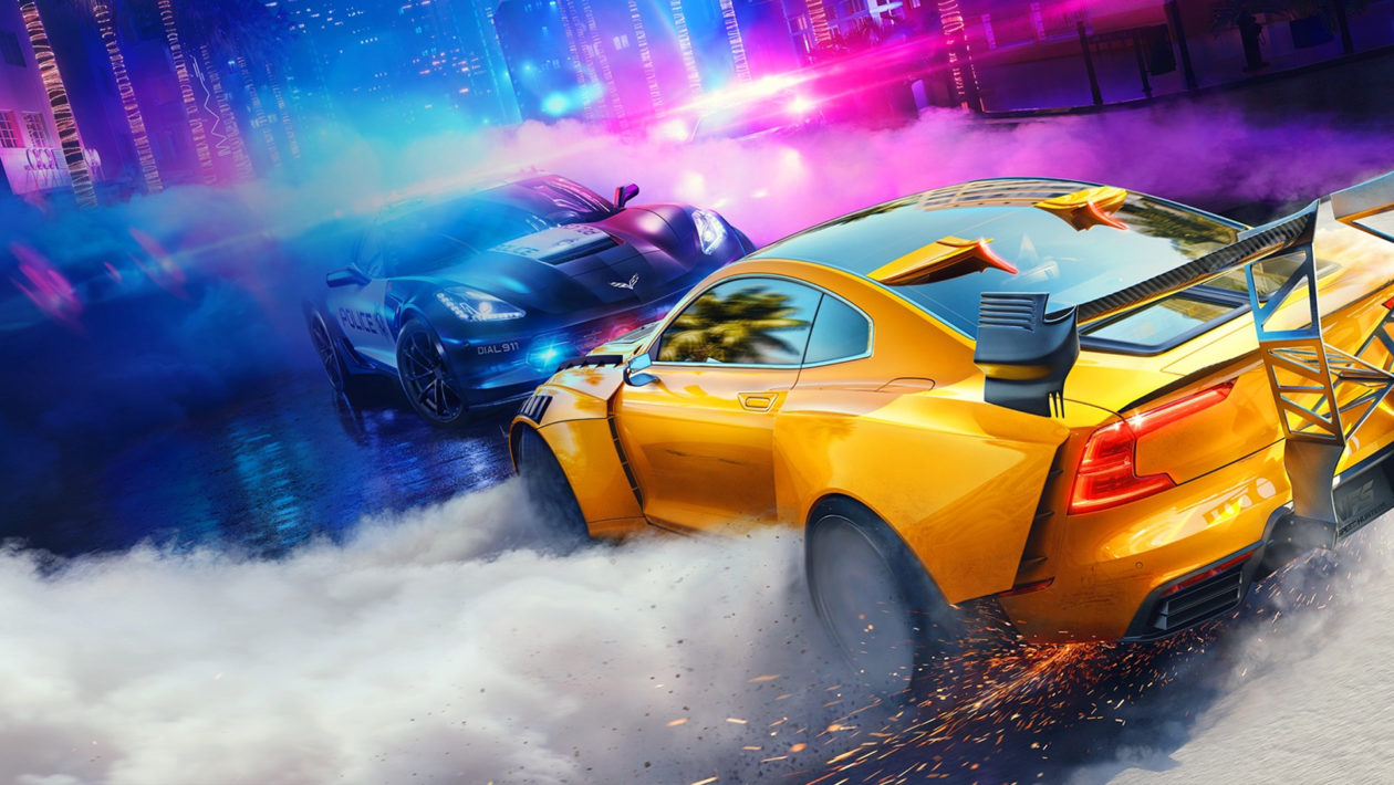 Need for Speed Heat se ukazuje v launch traileru