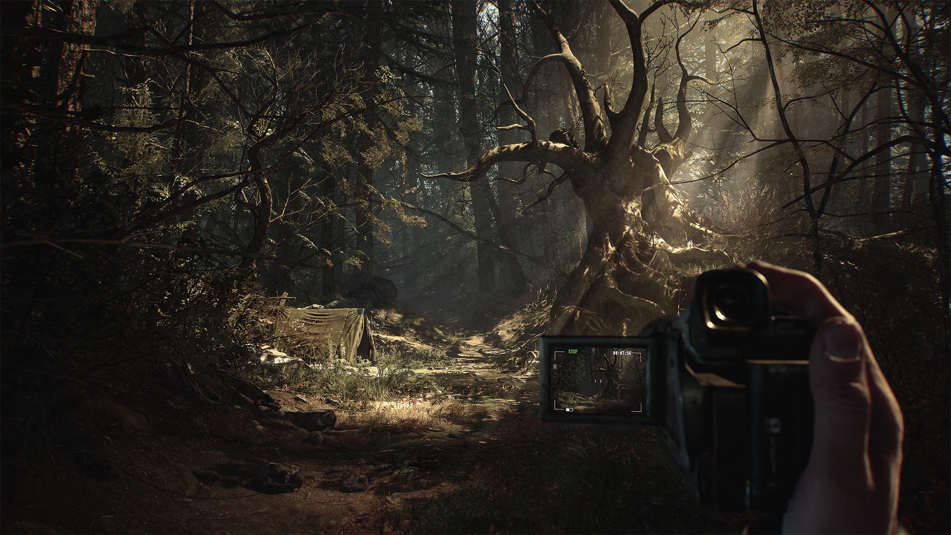 Oznámení The Blair Witch pro PS4 + datum vydání