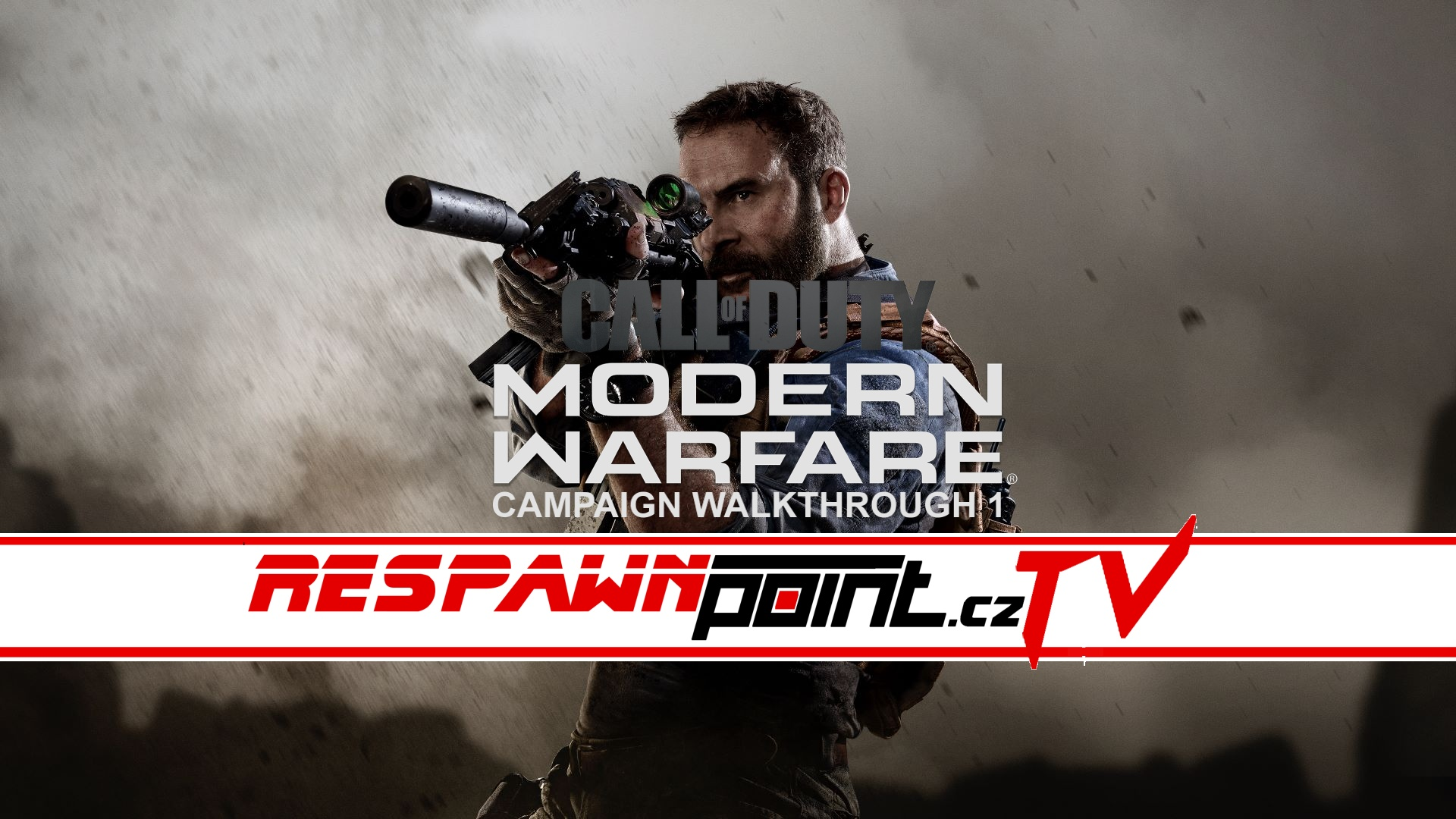 Call of Duty Modern Warfare – Campaign Walkthrough 1