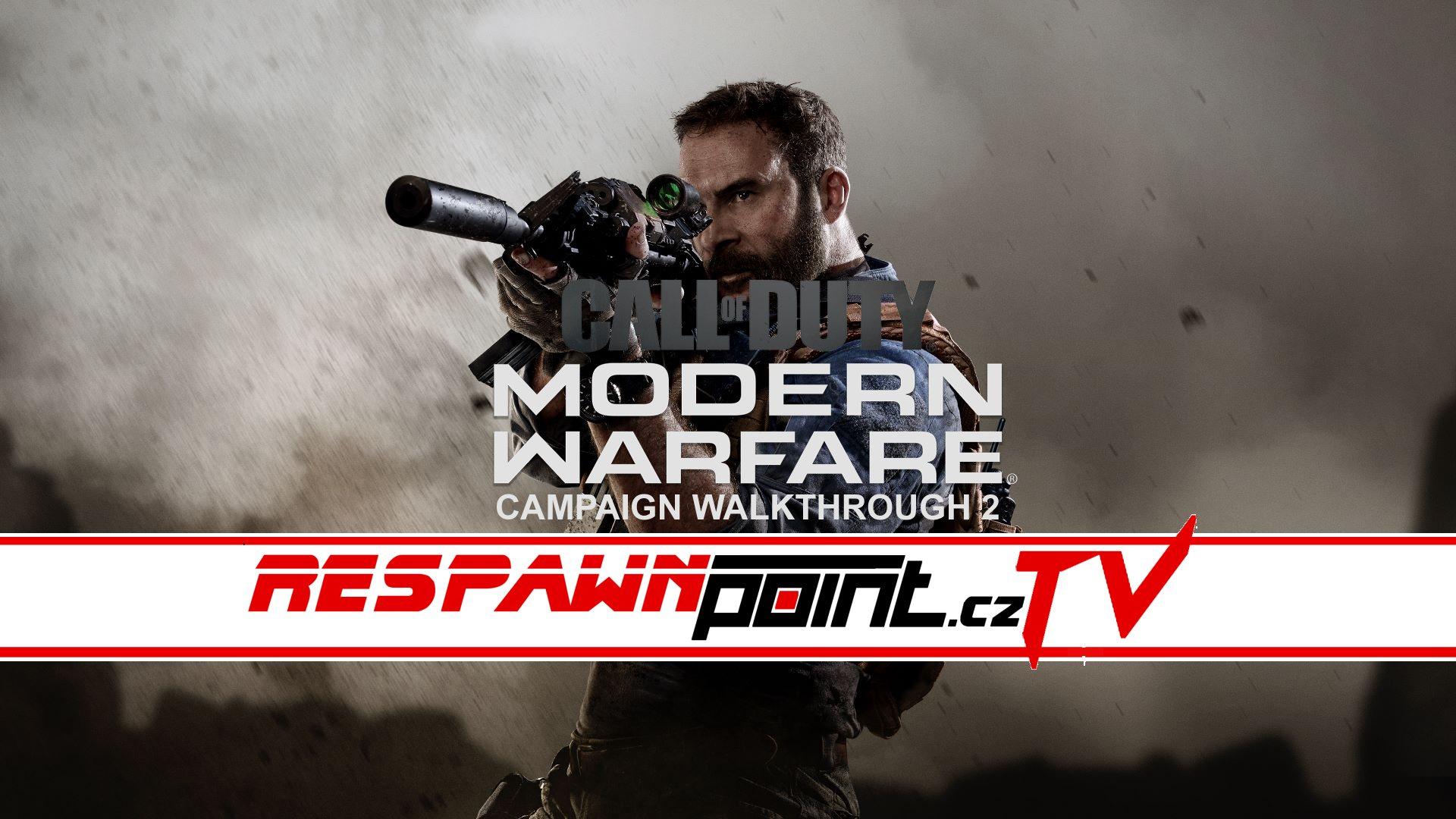 Call of Duty Modern Warfare – Campaign Walkthrough 2