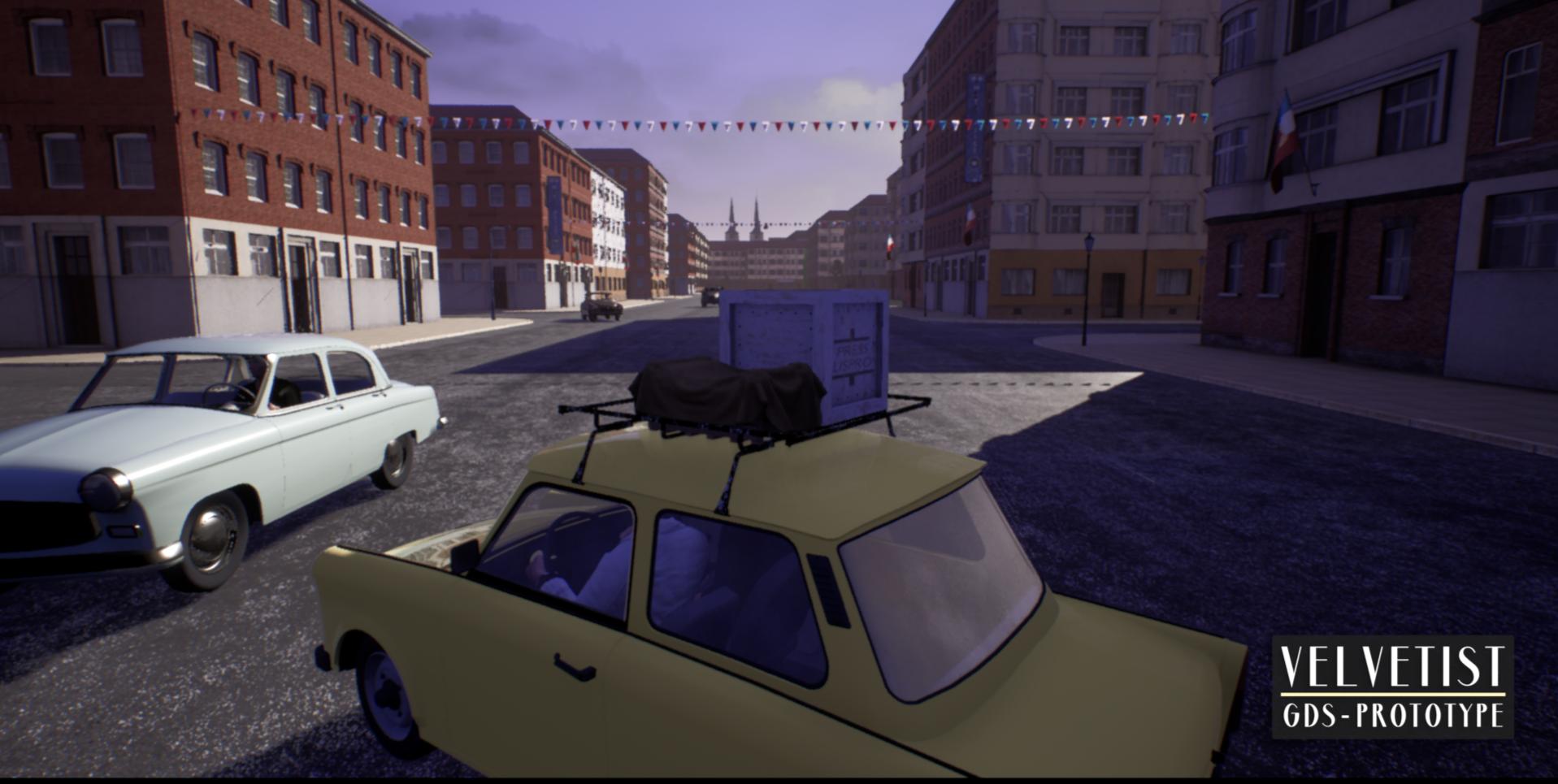 Vzniká český nástupce hry Mafia jménem Velvetist