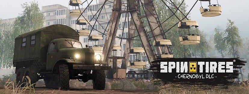 Spintires představuje nové rozšíření Chernobyl
