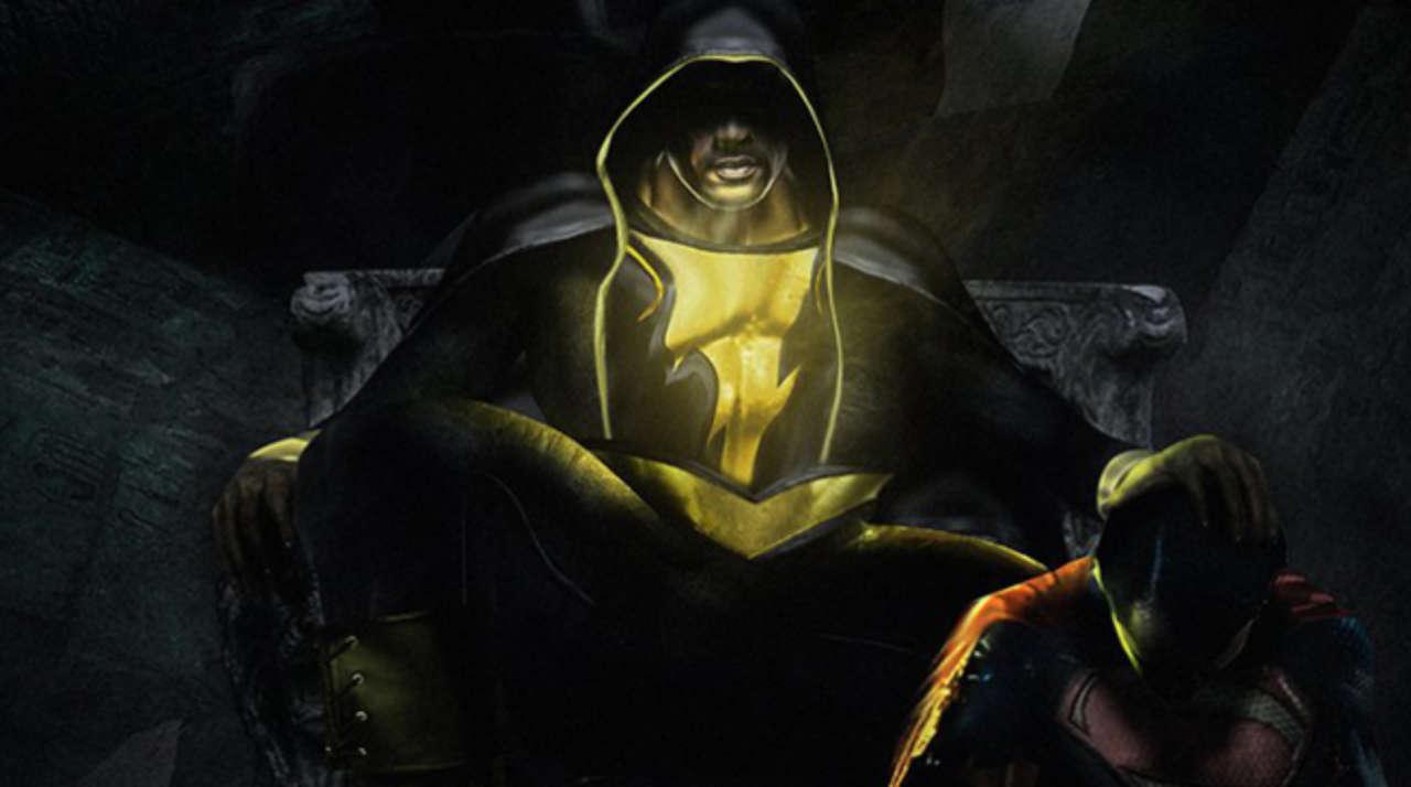 Film Black Adam od DC oficiálně potvrzen