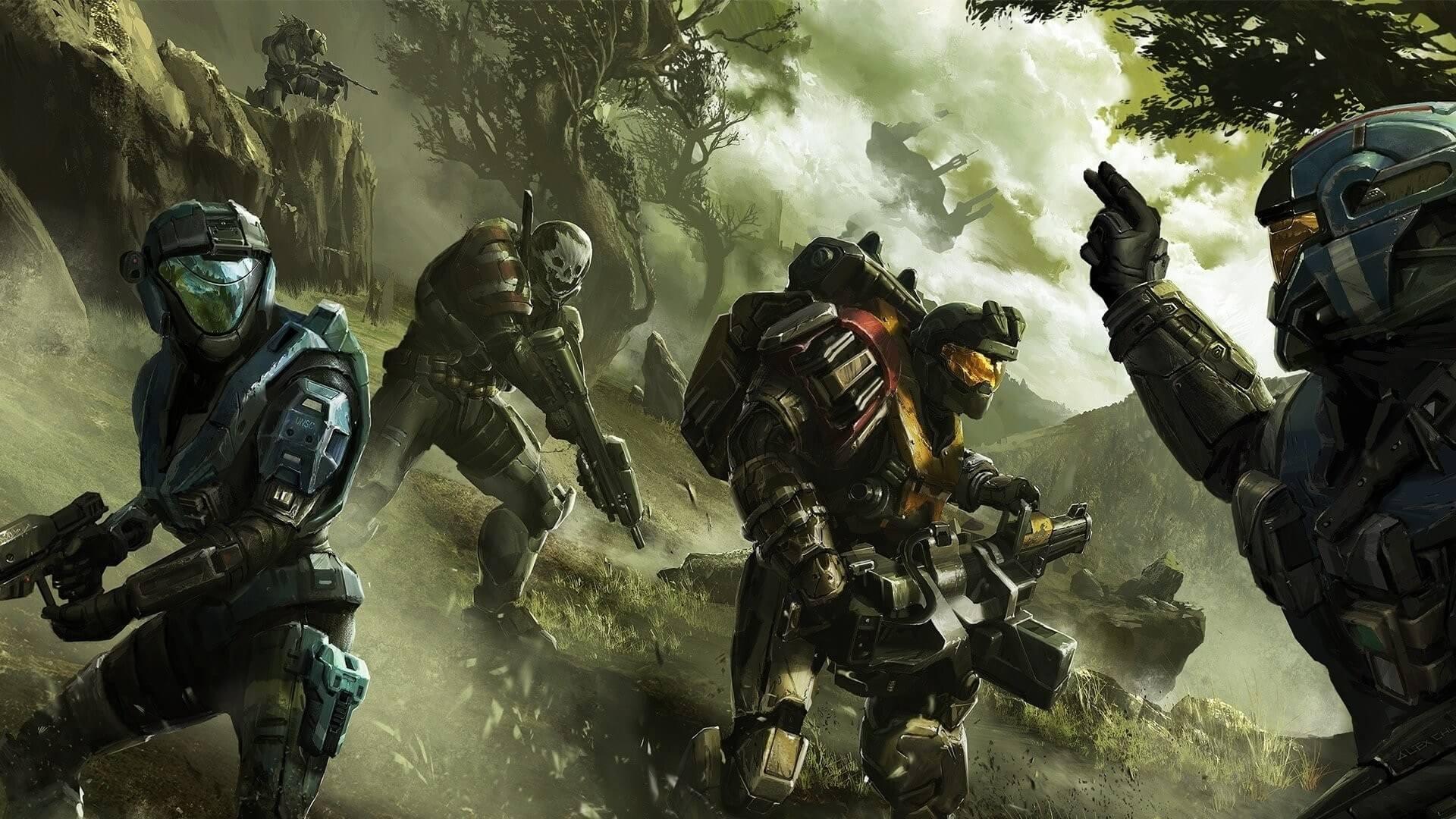 Remaster Halo Reach zamíří do Halo: MCC začátkem prosince