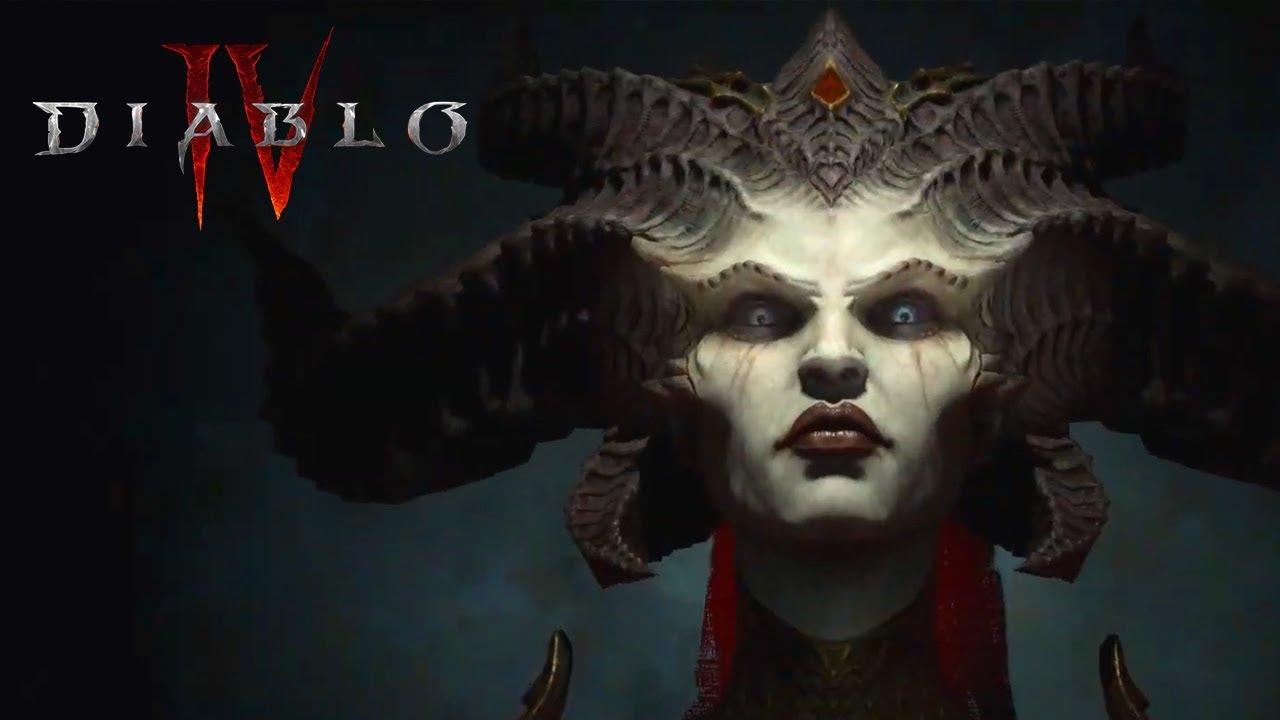 Oznámeno Diablo IV, ukázány první záběry ze hry
