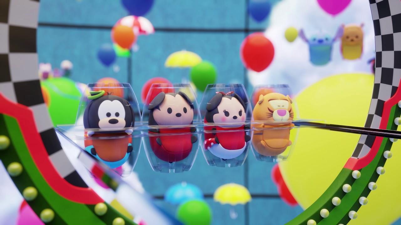 Dnes vychází party hra Disney Tsum Tsum Festival pro Switch