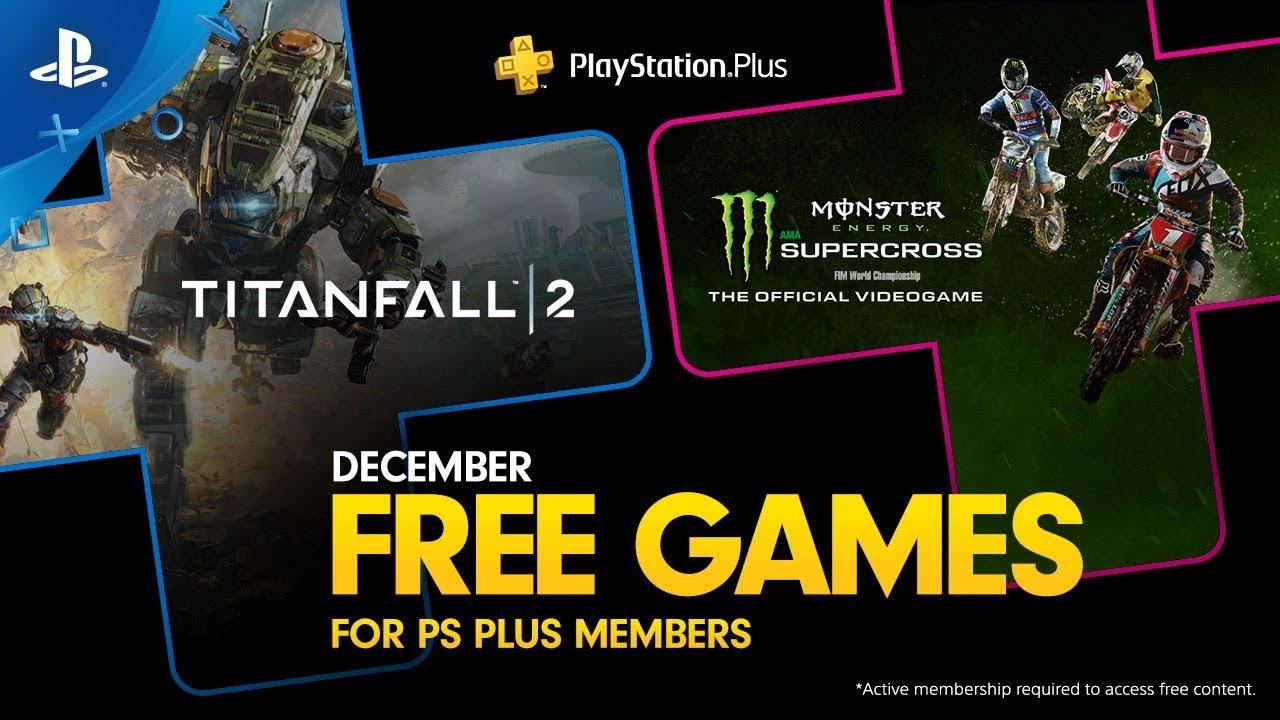 Oznámena prosincová nabídka her pro PS Plus