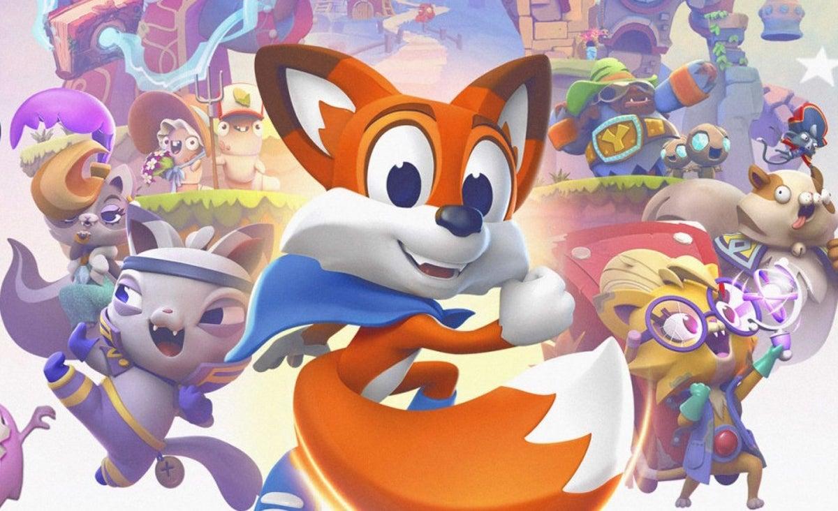 New Super Lucky's Tale je nyní dostupný na Nintendo Switch