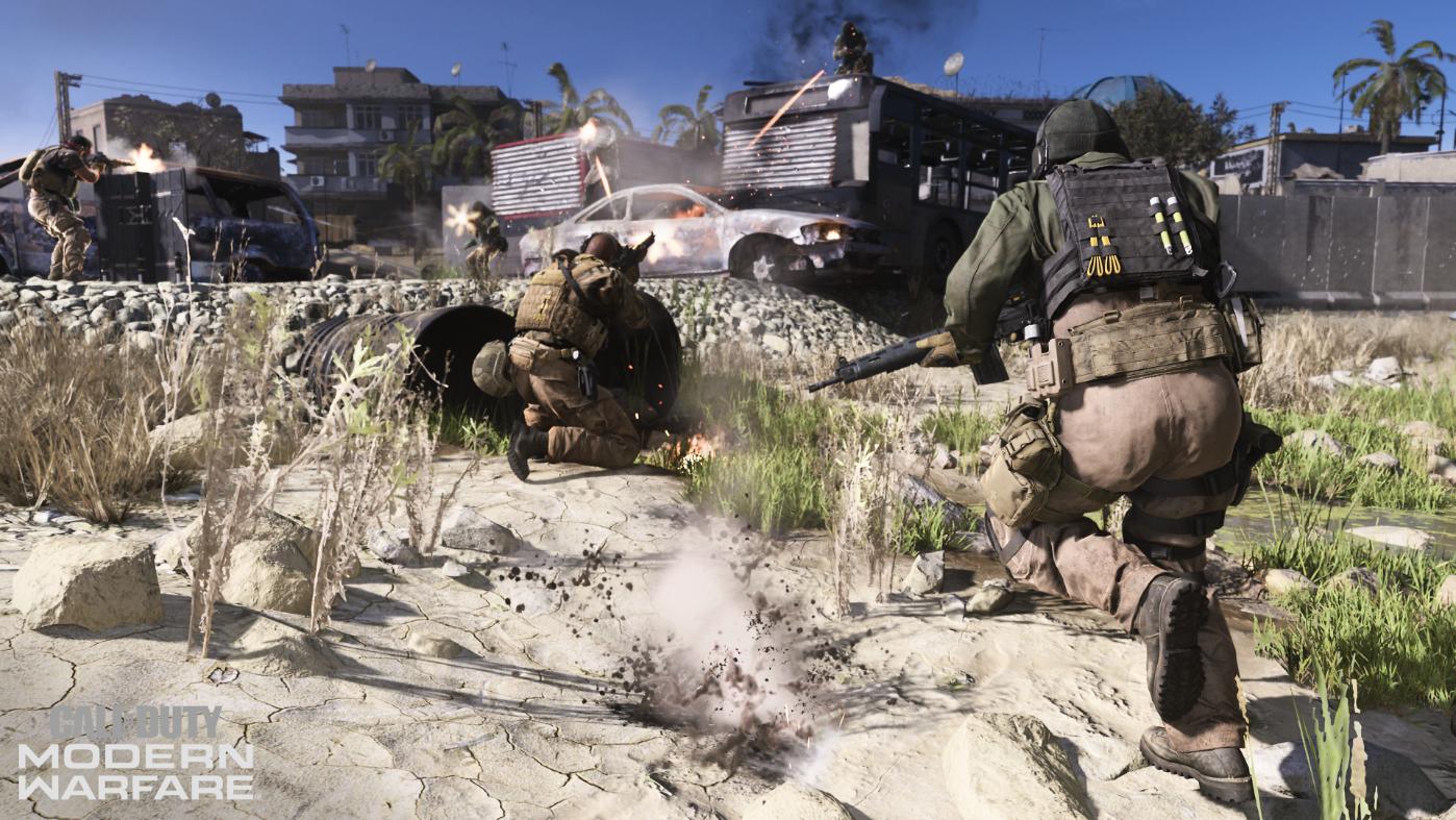 Gunfight pro Call of Duty Modern Warfare si v budoucnu rozšíří o režimy 1v1 a 3v3