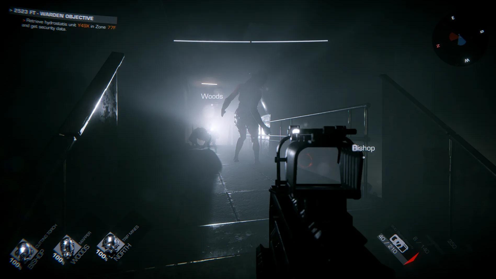 Kooperativní hororová střílečka GTFO míří do Early Access