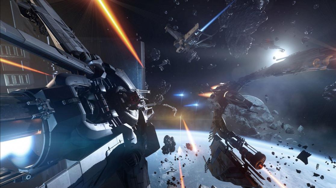 Squadron 42 ukazuje svou vizuální sílu v novém traileru