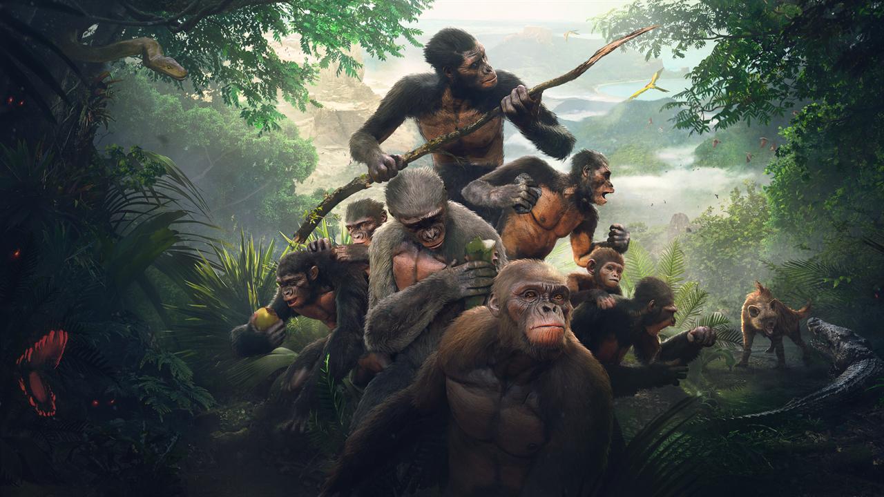 Ancestors: The Humankind Odyssey je již dostupné i na konzolích