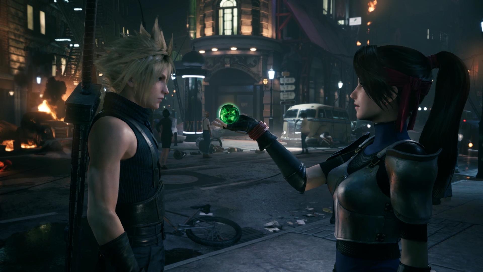 PSN nejspíše prozradilo oznámení dema Final Fantasy VII Remake