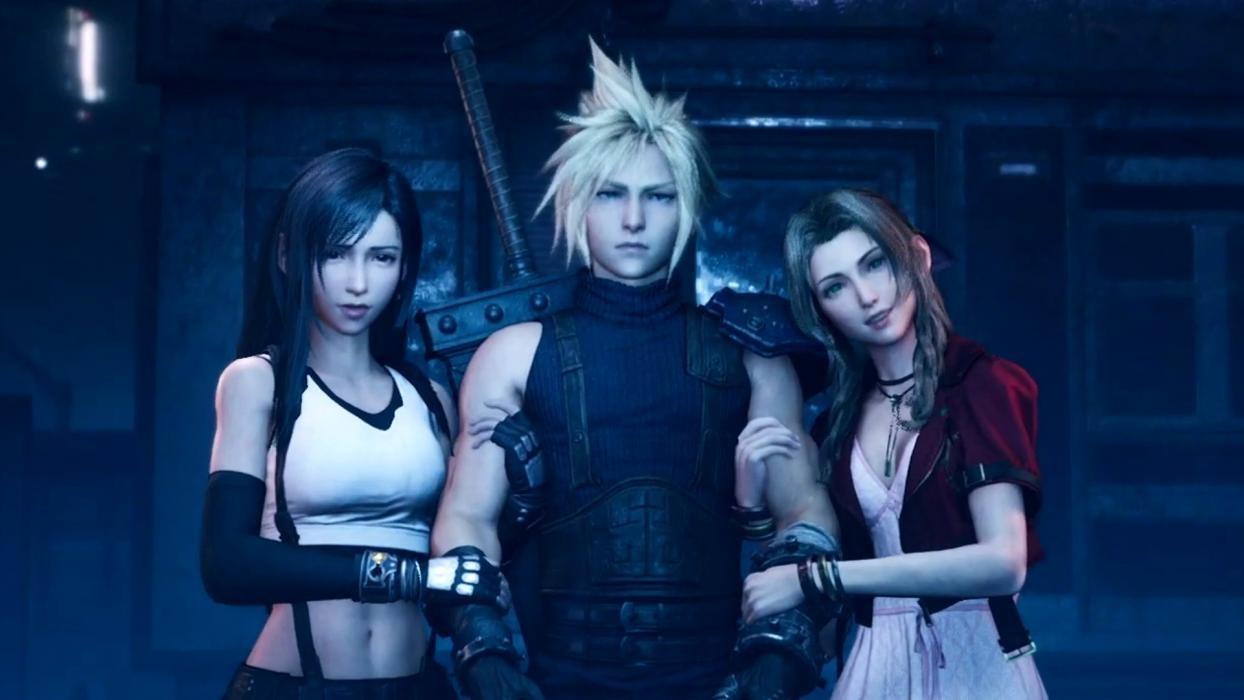 Final Fantasy VII Remake má oficiálně roční časovou exkluzivitu na PS4