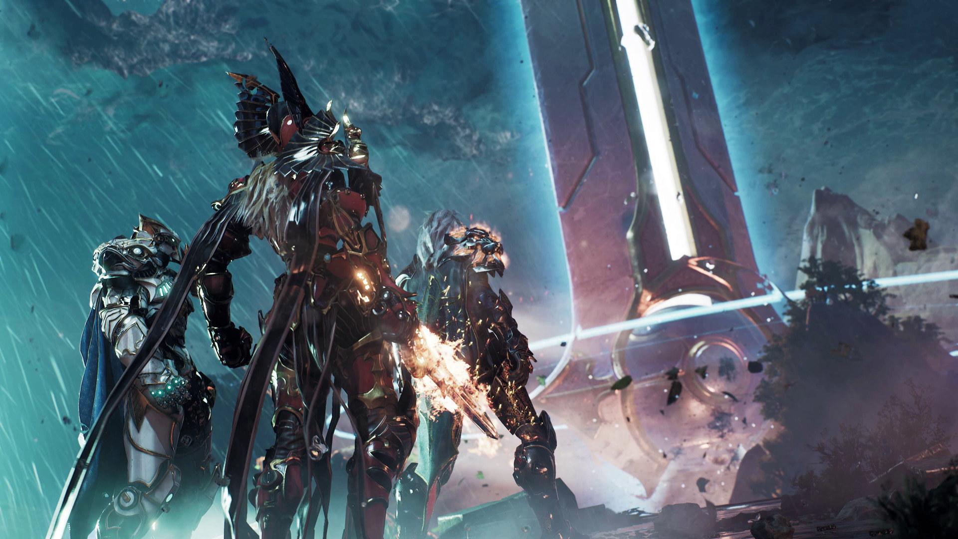 Oznámena hra Godfall pro Playstation 5 a PC